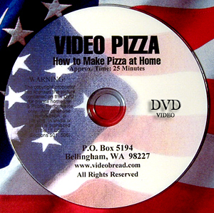 Video Pizza DVD